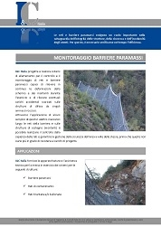MONITORING ROCKFALL PROTECTION SYSTEM